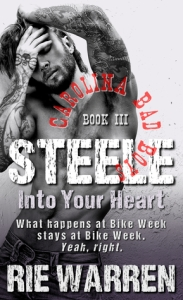 Steele Into Your Heart